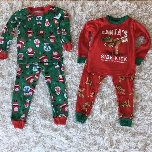 cde69bf74 Carter's Pajamas   Carters Holiday 24 Months   Poshmark